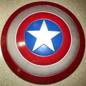 Captain America Cosplay Shield